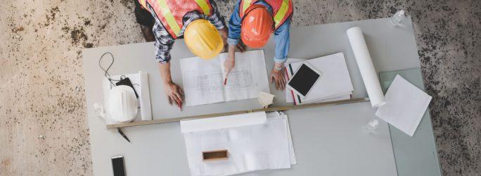 Planering av bygge